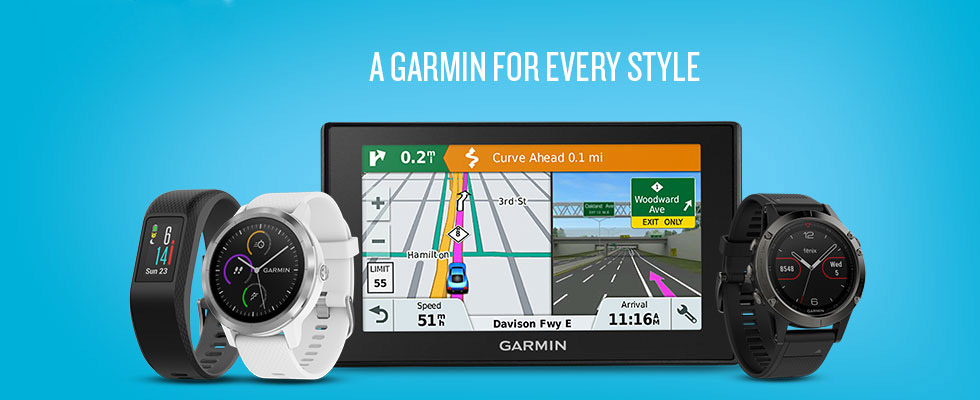 A Garmin For Every Style
