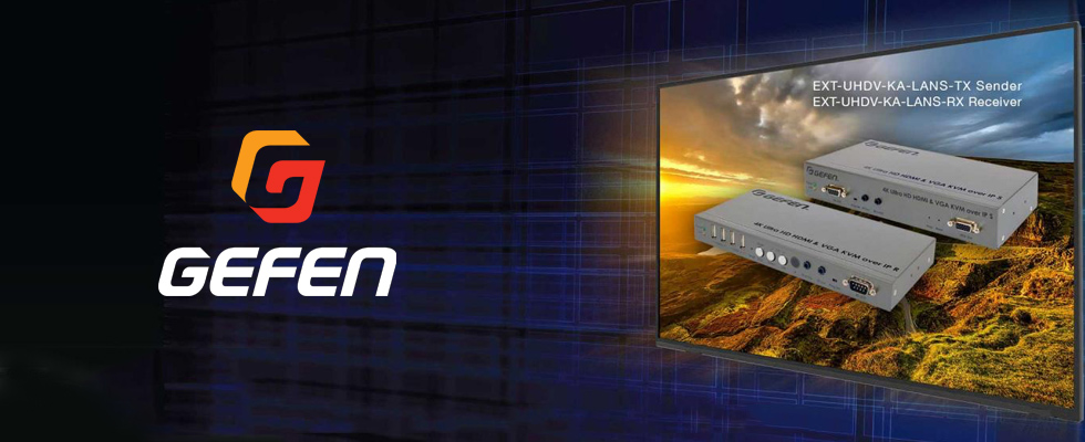 Gefen Custom Audio/Video Accessories