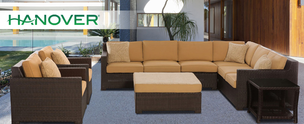 High Quality Hanover Outdoor Living Patio Furniture