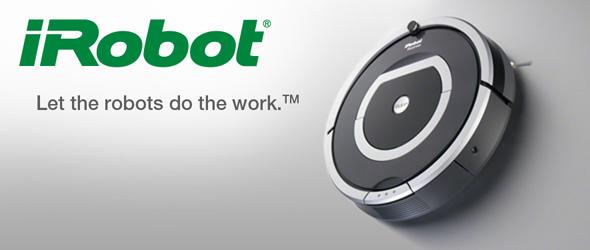 Roomba by iRobot