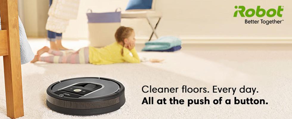iRobot Home Cleaning Robots