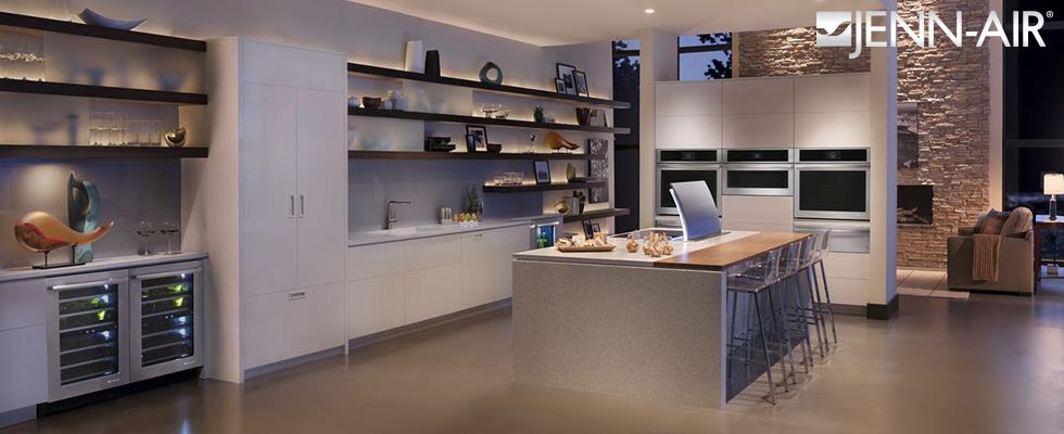 Jenn-Air Kitchen - Appliances