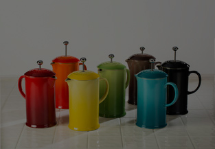 Le Creuset Coffee Makers & Espresso Machines
