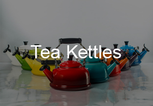 Le Creuset Tea Kettles