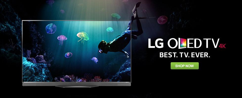Shop LG OLED TVs