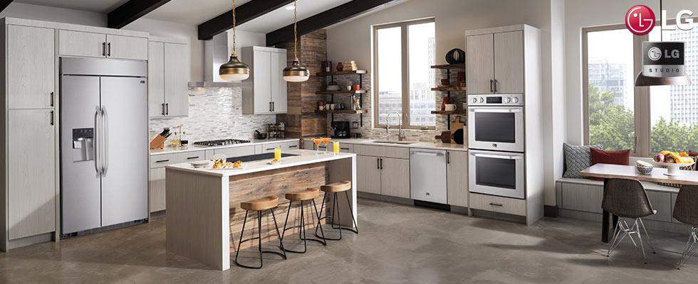LG Kitchen Appliances at Abt
