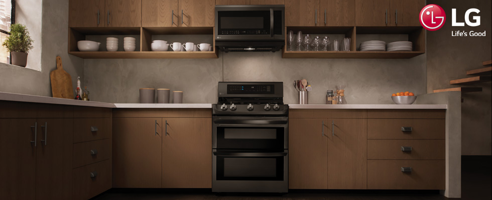 LG Kitchen Appliances at Abt