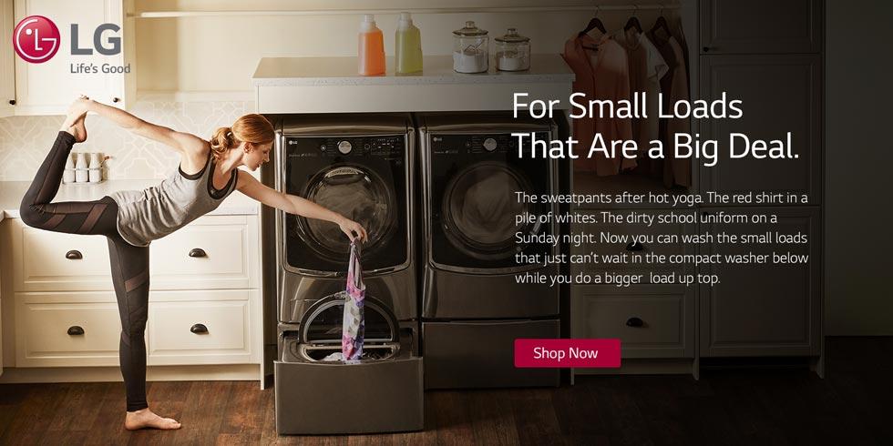 LG Electronics Appliances LG Washing Machine LG TV Abt - Abt washers