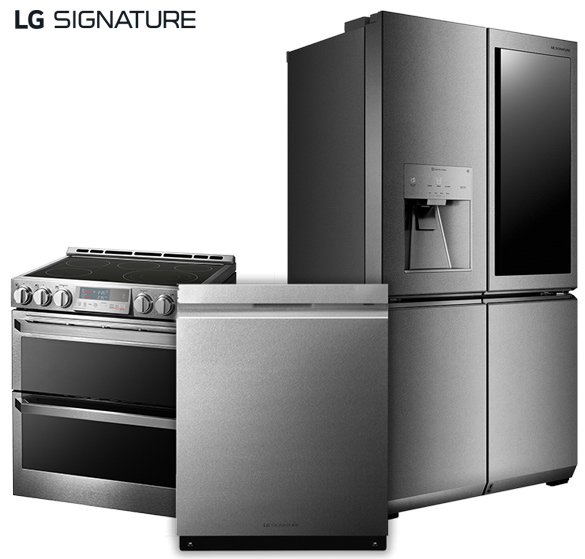 Shop LG SIGNATURE APPLIANCES