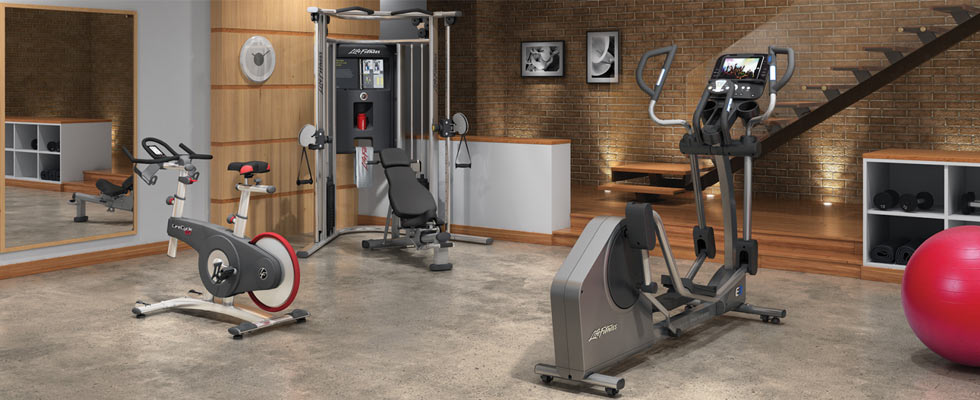 Life Fitness Exercise Machines