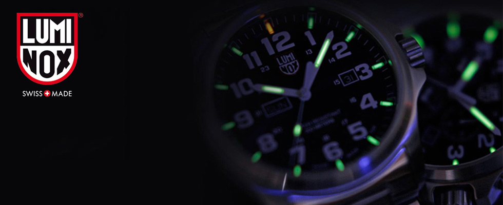 Luminox Self-Powered Luminous Watches at Abt