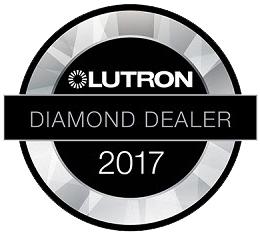 Lutron Diamond Dealer 2017