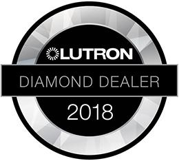 Lutron Diamond Dealer 2018