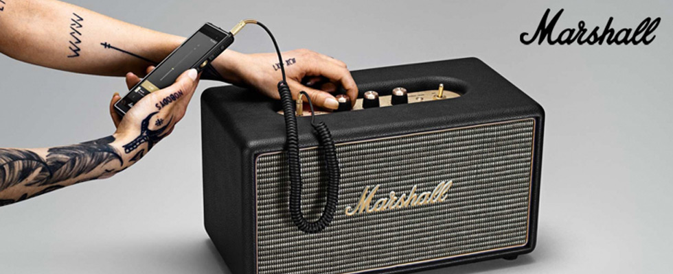 Marshall Bluetooth Speakers at Abt