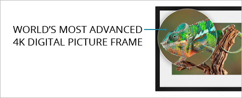 Memento Smart Picture Frames