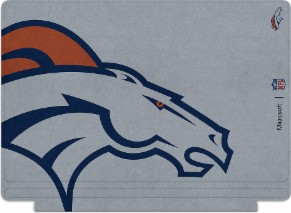 Microsoft Surface Special Edition NFL Type Cover - Denver Broncos