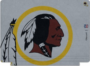 Microsoft Surface Special Edition NFL Type Cover - Washington Redskins