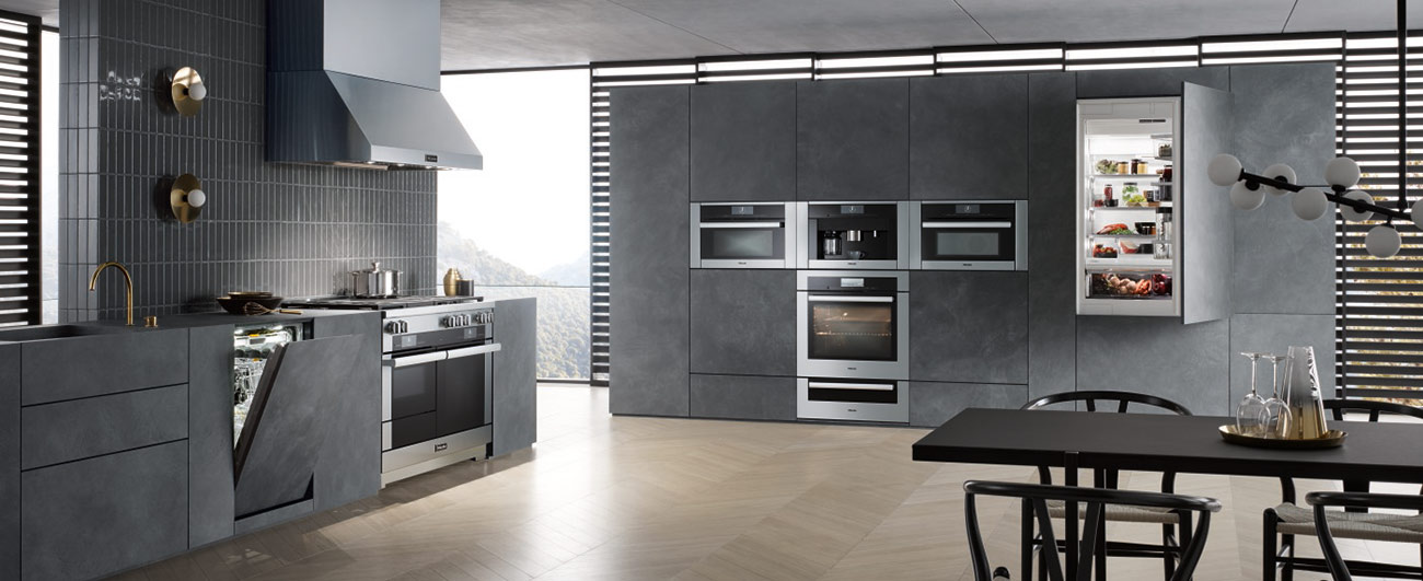 Miele Kitchen Appliances at Abt