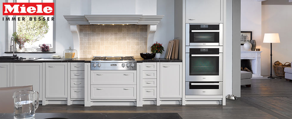 Shop Miele Double Wall Ovens at Abt