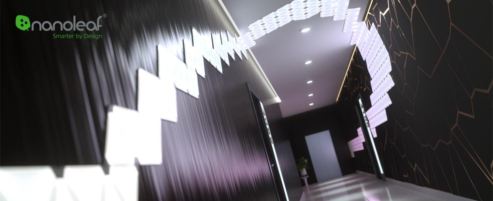 & Nanoleaf Smart Lighting at Abt azcodes.com