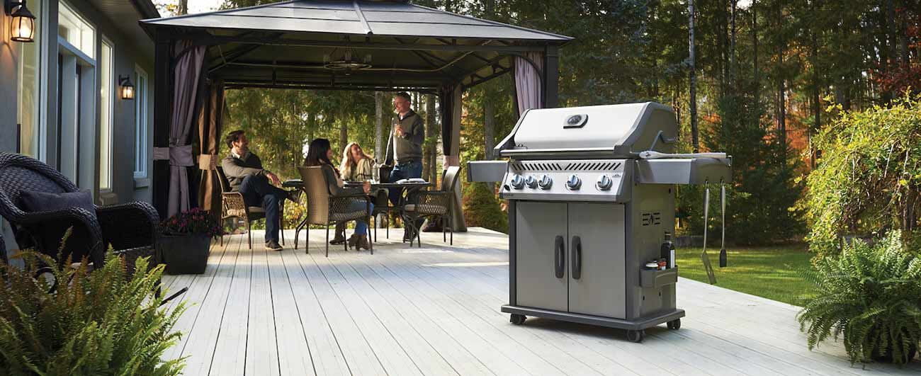 Napoleon Grills - Experts in Gas & Infrared Grilling