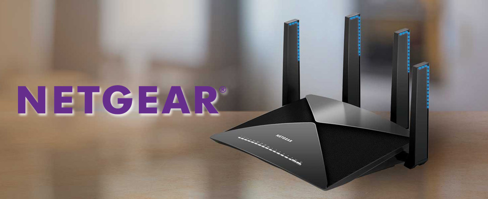 Netgear Home & Small Business Networking