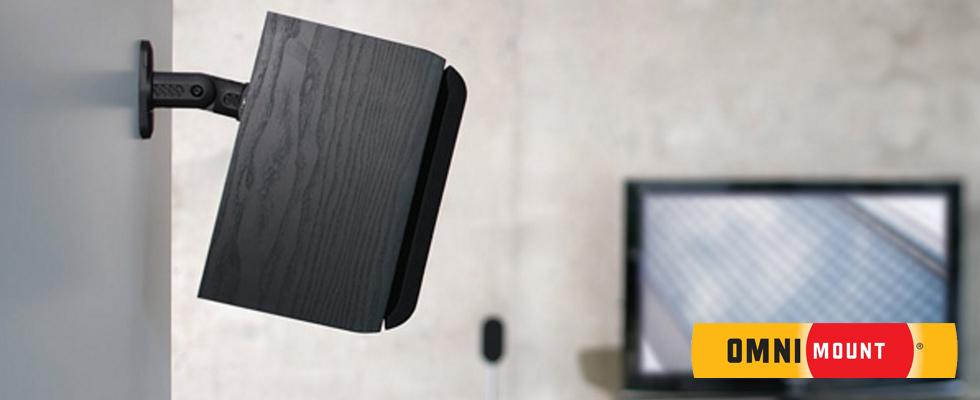OmniMount Speaker Stands & Mounts