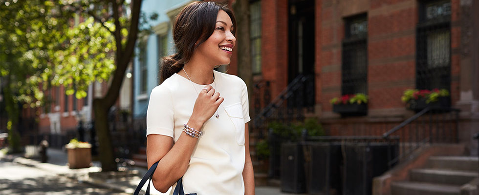 Pandora Jewelry Bracelet and Necklace