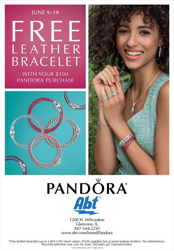 Pandora's Leather Event