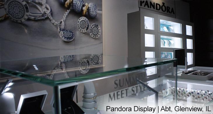 Pandora Display | Abt, Glenview, IL