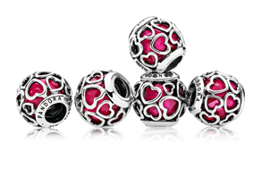 Pandora Charms at Abt