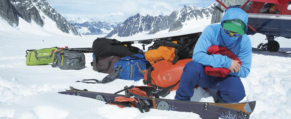 Patagonia Duffel Bags