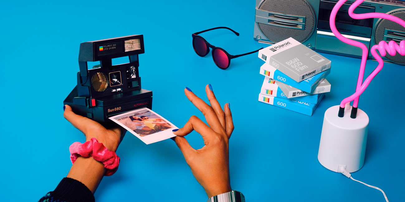 Polaroid Instant Cameras and Film at Abt