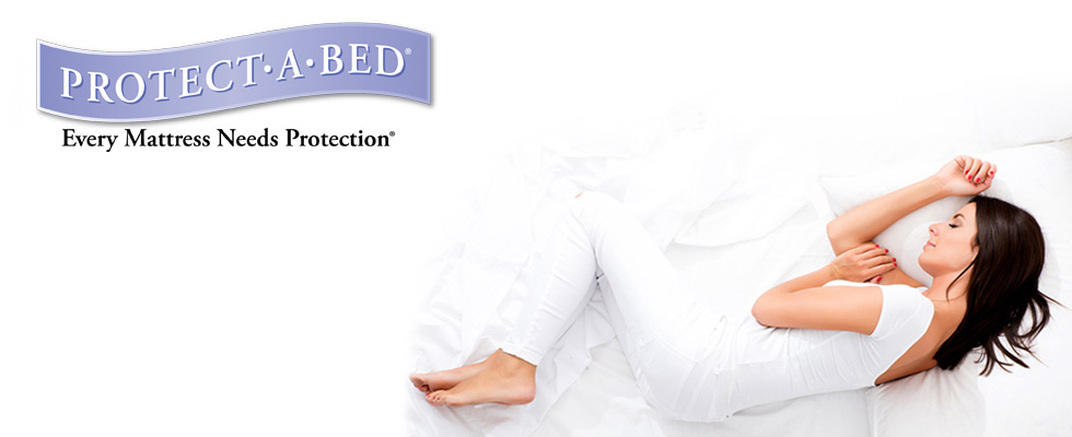 Protect-A-Bed Mattress Protectors & More at Abt