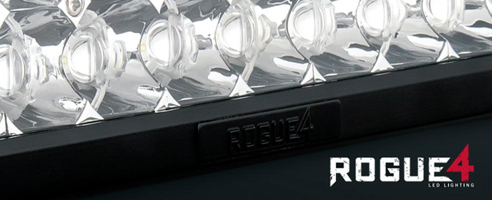 Rogue 4 LED Lighting