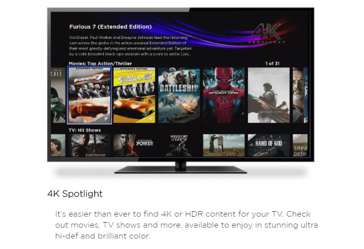 Roku Features