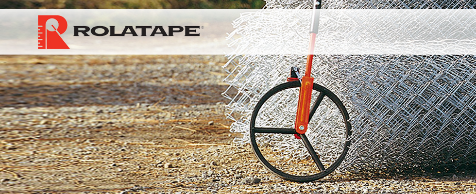 Rolatape Measuring Wheels at Abt