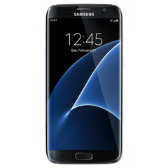 Shop Samsung Galaxy S7 Edge Black Onyx 32GB Cell Phone