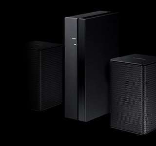 Samsung Wireless Rear Speakers