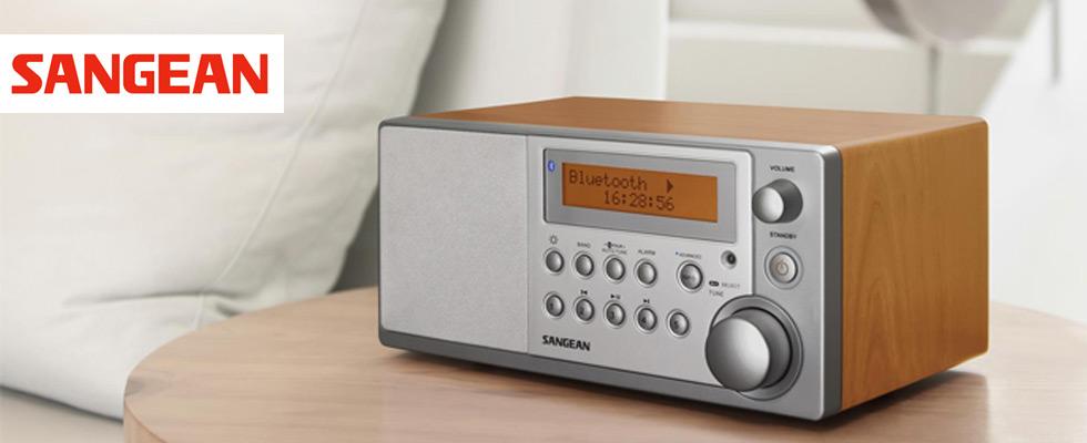 Sangean Radio & More at Abt