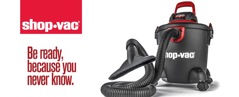 Shop-Vac Vacuums at Abt