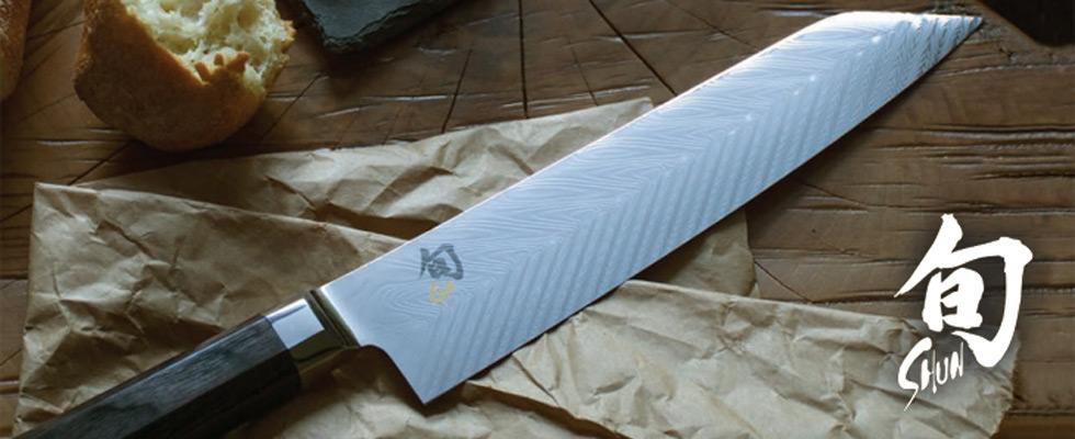 Shun Knives & Knife Sharpeners at Abt