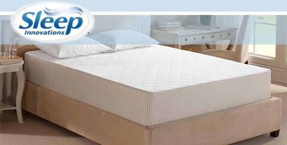 Sleep Innovations Mattresses at Abt.