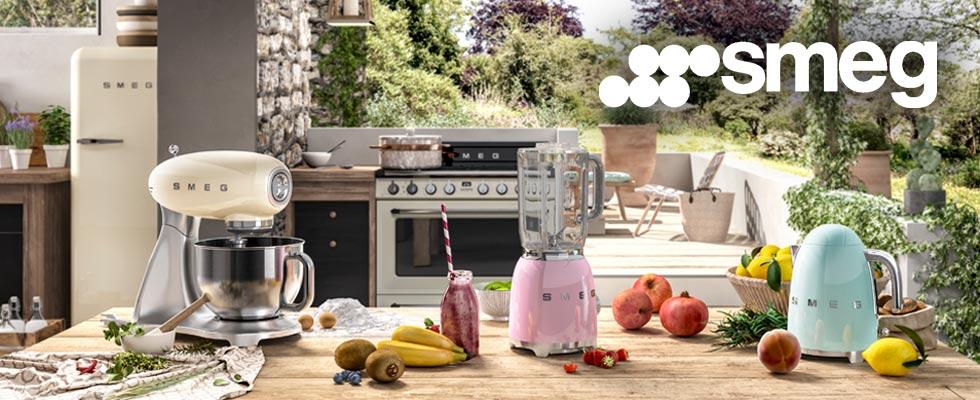 Smeg Kitchen Appliances At Abt