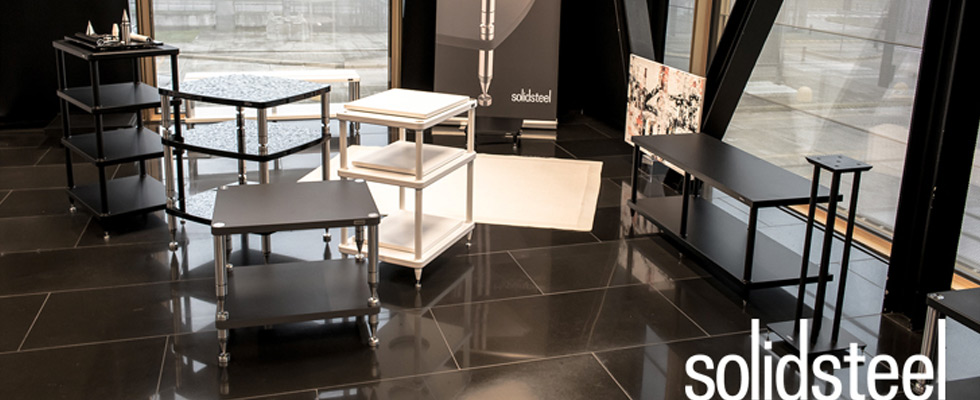 Solidsteel Audio And Video Furniture At Abt