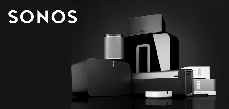 Sonos Wireless Home WiFi Systems