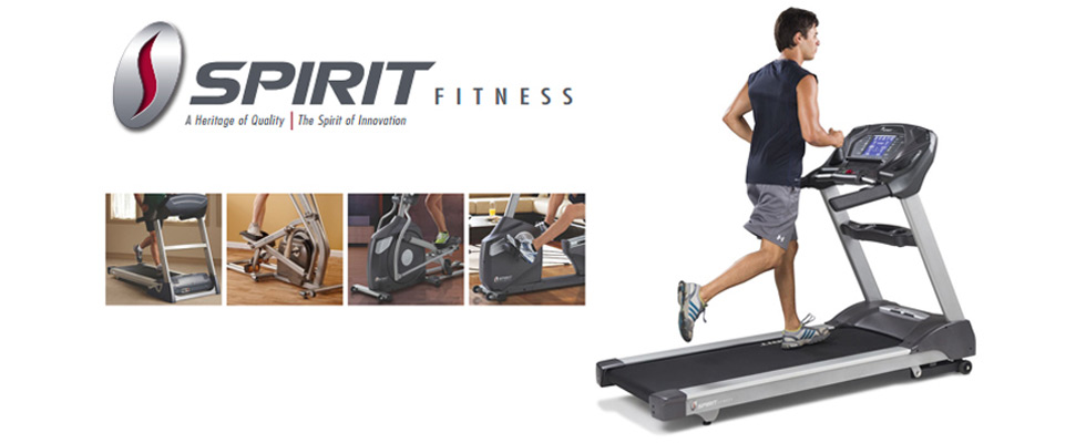 Spirit Fitness Products at Abt