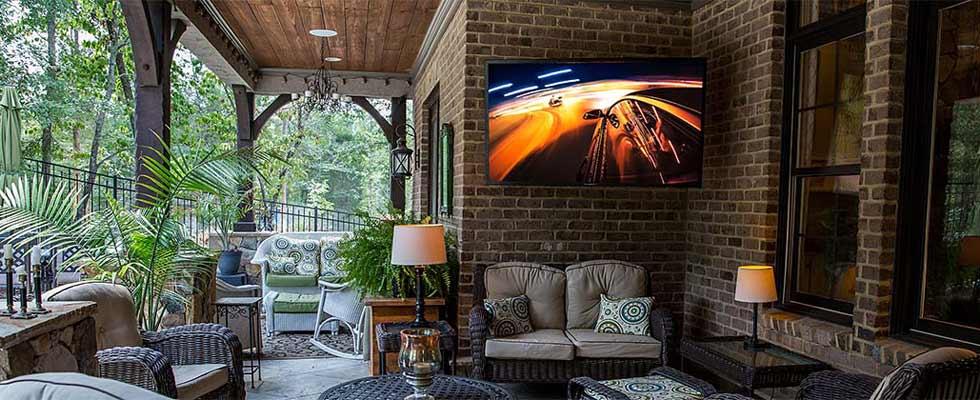 SunBriteTV True Outdoor, All Weather TVs
