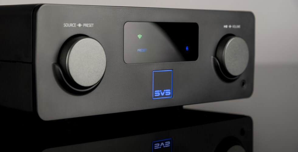 SVS Soundbase Speakers