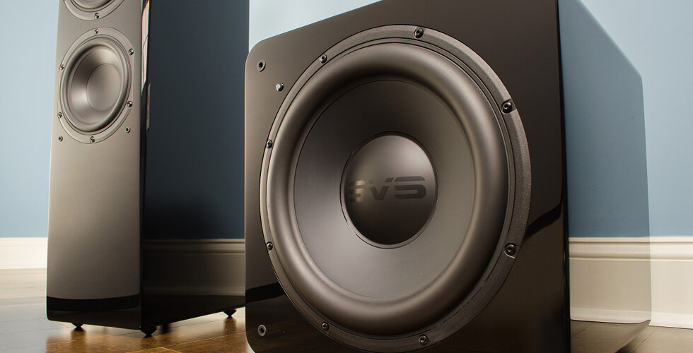 SVS Subwoofers & Tower Speakers